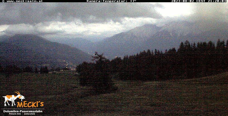 Webcam Zettersfeld Faschingalm - Livebild und Wetter im Skigebiet
