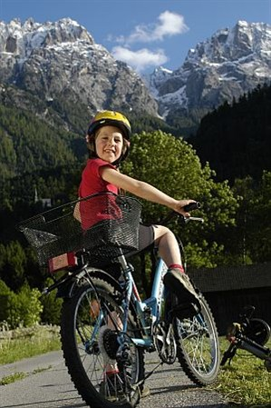 Mountainbike in Osttirol